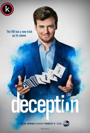 El ilusionista - Deception T1 (HDrip)